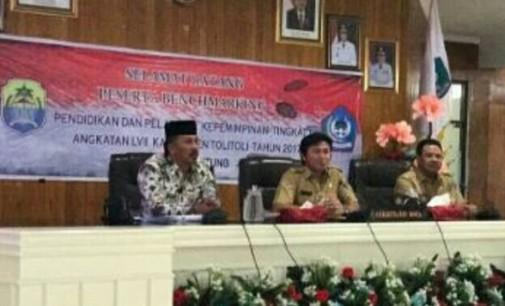 "Sekda Bitung ""Gurui"" Peserta Diklat PIM IV Kabupaten Toli-toli"
