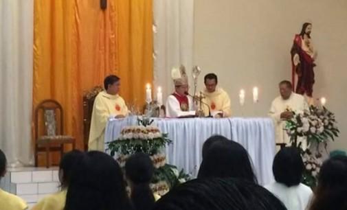 Paroki St Antonius Padua Tataaran Peringat 138 tahun Pembaptisan Pertama