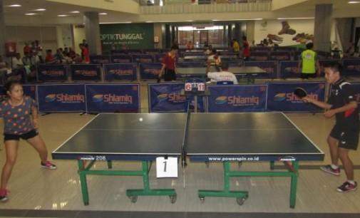 Mengembalikan Kejayaan Tenis Meja Indonesia, PTMSI Gelar Open Turnamen di Manado