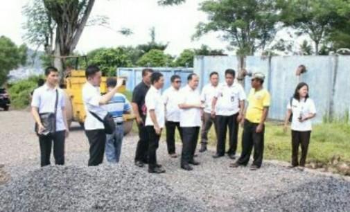 Walikota Realisasikan Janji Kampanye di Kakentutan Dua