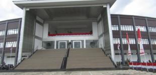 Gedung Baru DPRD Sulut Megah, JEMS TUUK: 99 Persen Rakyat Tidak Happy