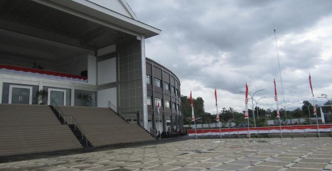 Gedung baru DPRD Sulut diresmikan di HUT Provinsi 23 September 2017