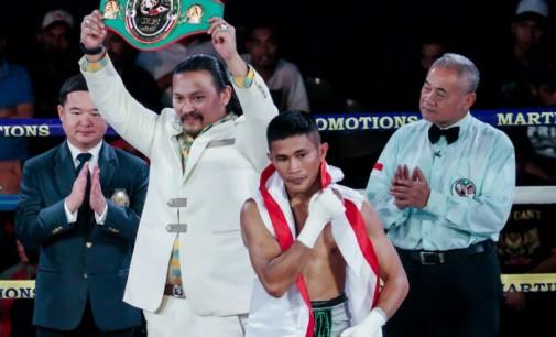 Jakarta Big Fight IV Digelar
