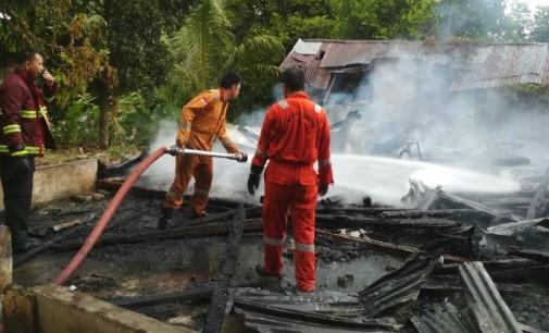 Api Berkobar di Kauditan, Elisabeth Rugi Puluhan Juta