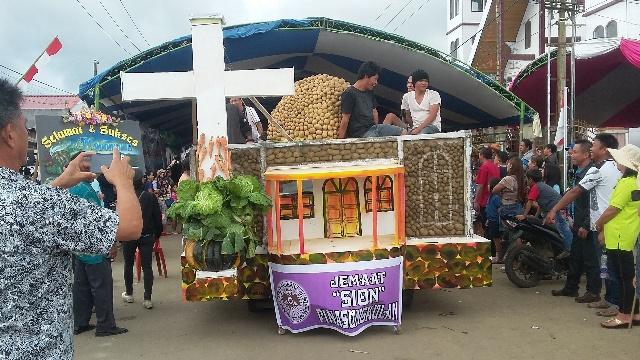 Modoinding Potato Festival