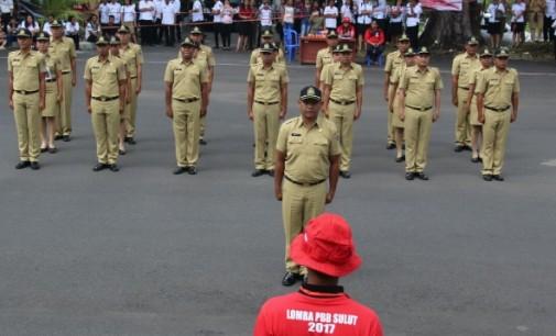 Sitaro Jadi Jawara Lomba PBB
