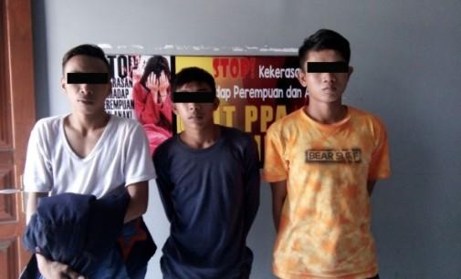 Tiga Penganiaya di Desa Ongkaw Ditangkap Buser Polres Minsel