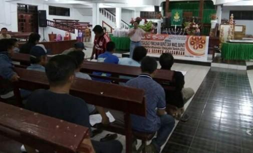 KPU Sosialisasi Pilkada Mitra Melalui Segmen Agama