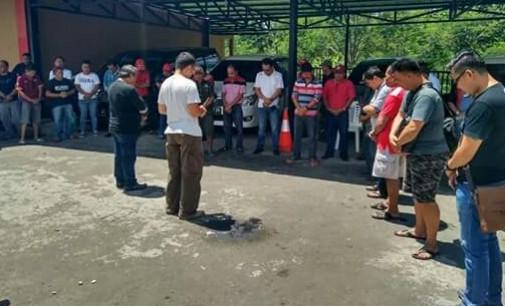 Dipimpin Bupati James Sumendap, Pemkab Mitra Kunker di Kabupaten Sigi