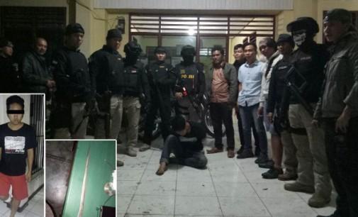 "Bahayakan Nyawa Petugas, TO Penganiayaan Tompasobaru di ""Dor"" Tim Patola"