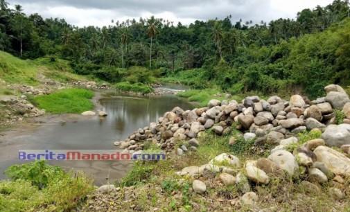 Sungai di Airmadidi Disorot, PT Sulenco Mengaku Tak Lagi Ambil Batu