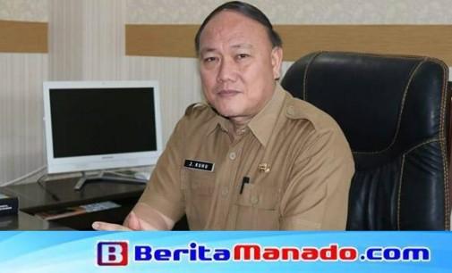 Sekda JEMMY KUHU Himbau Pimpinan Perangkat Daerah Tingkatkan Koordinasi