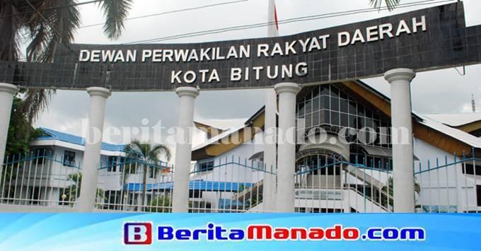 Kantor DPRD Kota Bitung