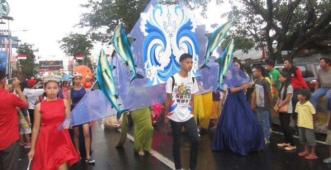 Karnaval 15 berjalan