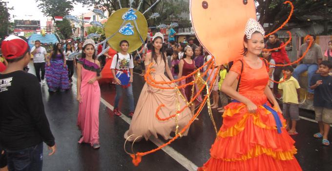 Karnaval Manado Fiesta