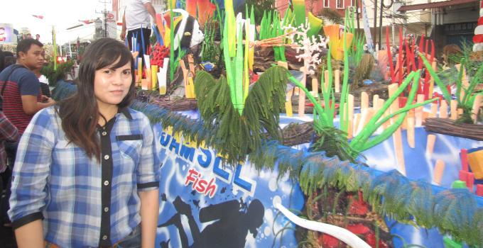 Karnaval Manado Fiesta Maisye Paat