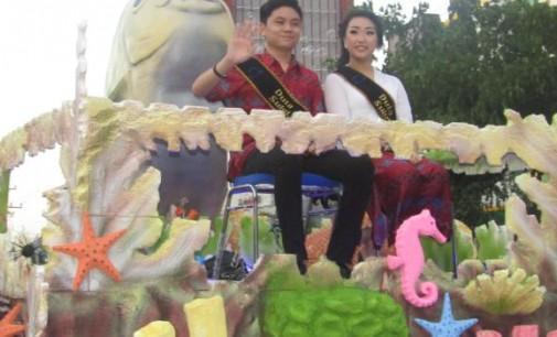 BERITA FOTO: Manado Fiesta 2017, FisCo Karnival (V)