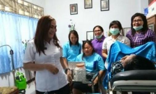 Khouni Lomban Rawung Terus Dorong IRT Ikuti IVA TES