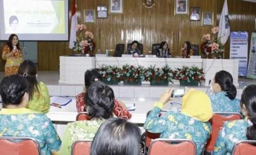 Khouni Lomban Rawung Ingatkan Pentingnya Pangan Aman bagi Keluarga