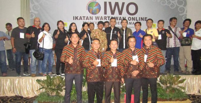 Kontingen IWO DPW dan DPD se-Sulut