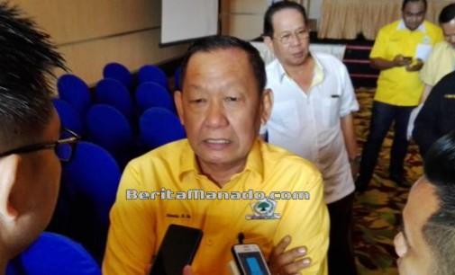 Hamka Kady Pimpin Rapat, Ini 4 Nama Plt Ketua Kab/Kota