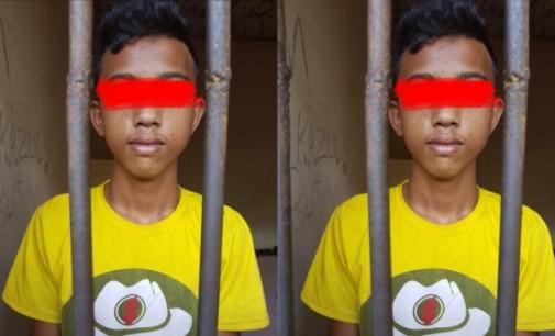 Kenalan di Medsos, Sepasang Remaja Ini Diamankan Polsek Maesa