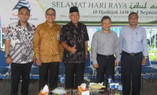 Terus Terlibat di Berbagai Kegiatan Sosial, Ketua IWO VICTOR RARUNG Sebut Manajemen Bank SulutGo Patut Dicontohi
