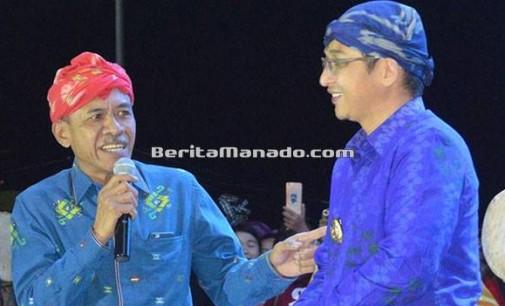 Puji Manado Fiesta 2017, Walikota Palu Harapkan Kolaborasi Dua Daerah