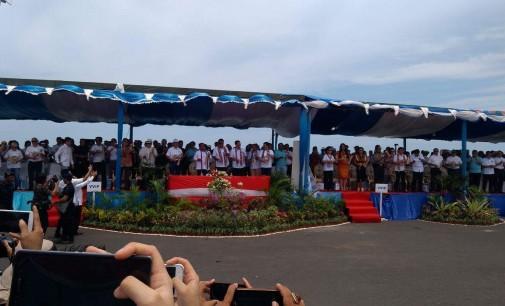 Berlangsung Meriah, SONI SUMARSONO Buka Event Manado Fiesta
