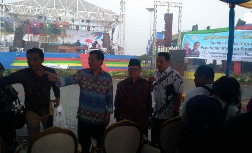 Pengucapan Manado, VICKY LUMENTUT: Bersyukur Tanpa Ada yang Berlebihan