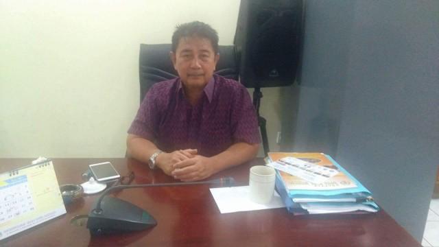 Sekertaris komisi D DPRD kota Manado Sonny Lela