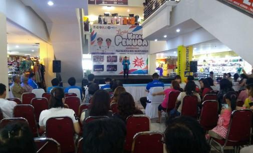 Dispora Manado bersama KNPI dan GAMKI gelar Lomba Pemuda Kreasi