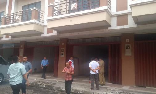 Legislator Pantau Gedung Sekertariat DPRD Manado Sementara di Kawasan Megamas