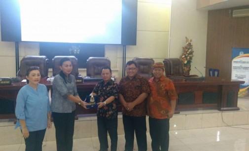 Ini alasan DPRD Surakarta Kunker di DPRD Manado