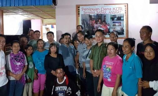 Polemik Penyaluran Dana KUR, LAKI Apresiasi Kedatangan Pihak Artha Graha