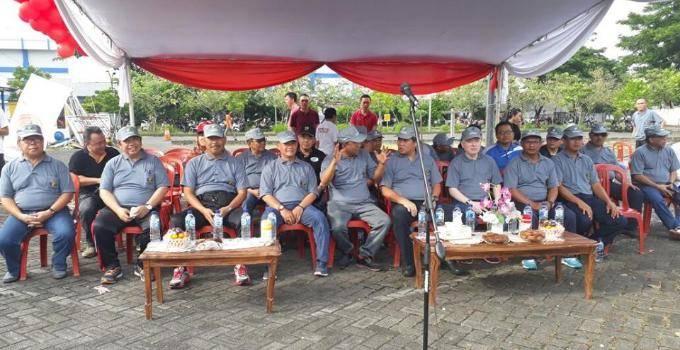 Balai Sungai relawan Bersih Sungai