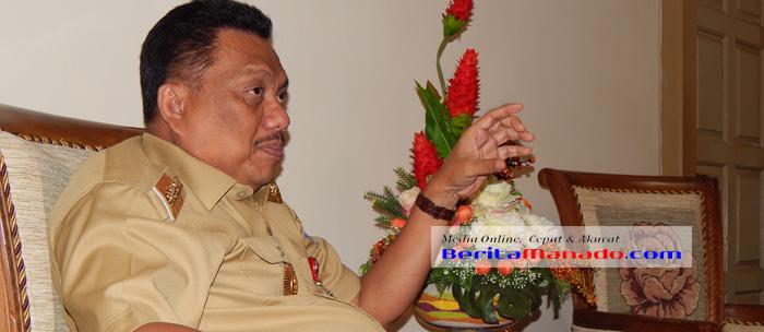 Gubernur Sulawesi Utara (Sulut) Olly Dondokambey