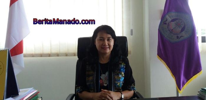 Dekan FKM UNSRAT Prof Dr dr Grace Debbie Kandou