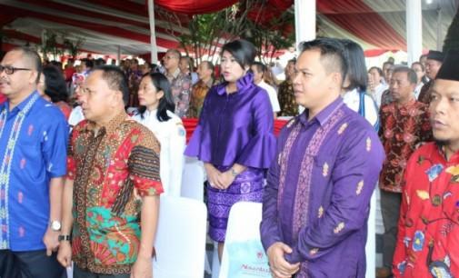 DEVI TANOS Wakili Sulut di Nusantara Expo dan Forum 2017