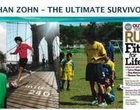 Peringati Hari Limphoma Dunia, Bintang TV AS Ethan Zohn Kunjungi Indonesia