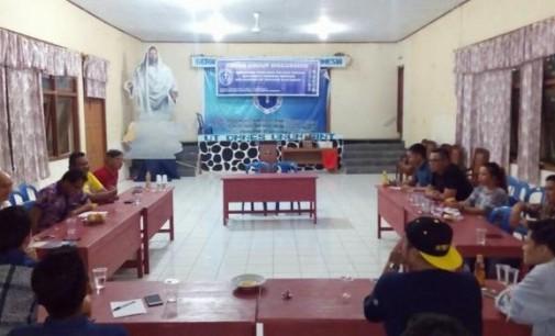 Jelang Pemilihan Pelsus GMIM, GAMKI Manado Gelar FGD