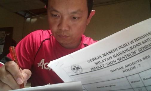 Kolom 7 Sion Sentrum Kawangkoan Siap Gelar Pemilihan Pelsus