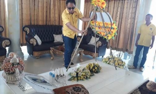 DPD II Partai Golkar Minahasa Ziarah ke Makam Sesepuh