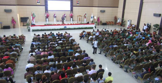 Seminar Kebangsaan dalam rangka HUT KGPM ke-84