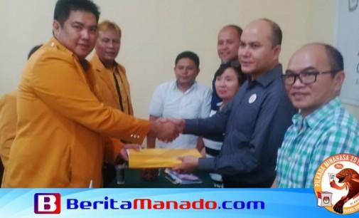 Ini Partai Politik Yang Mendaftar ke KPU Minahasa