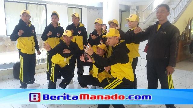 Atlet Wushu Minsel
