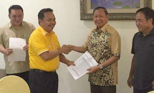 Plt Batal, DENNY WOWILING Tetap Ketua Golkar Minut