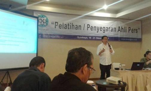Pers Indonesia Bergerak Maju