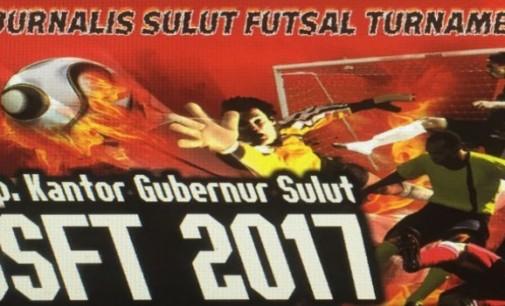 OLLY DONDOKAMBEY Bakal Buka Futsal Antar Jurnalis 2017