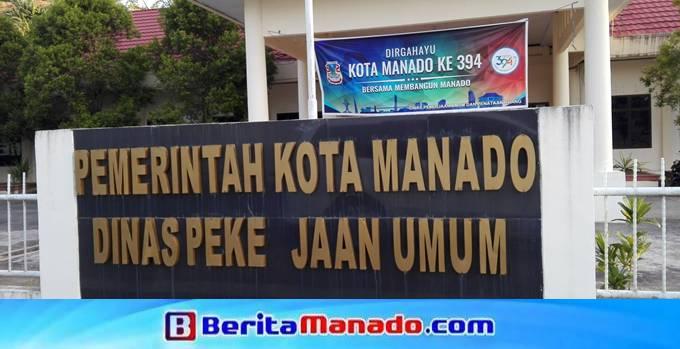 Kantor Dinas Pekerjaan Umum dan Penataan Ruang (PUPR) Kota Manado